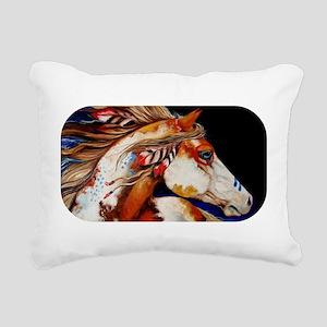 Spirit Horse Rectangular Canvas Pillow