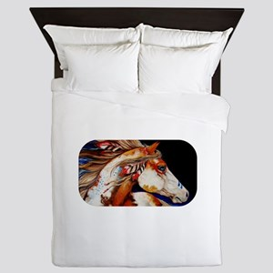 Spirit Horse Queen Duvet