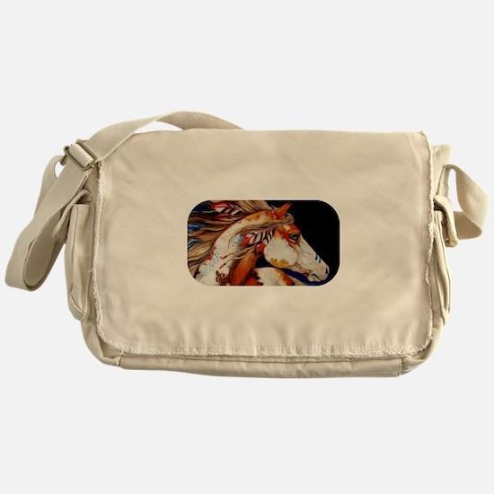 Spirit Horse Messenger Bag