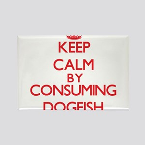 Keep calm by consuming Dogfish Magnets