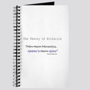 Greek Evolution Journal