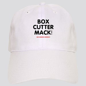 BOX CUTTER MACK - OLD AIRMILES HIMSELF! Cap