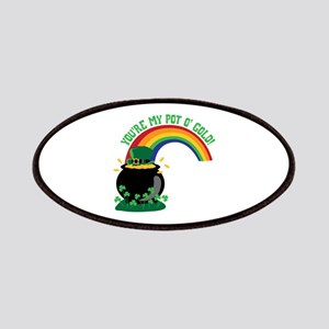 YOURE MY POT O GOLD! Patches