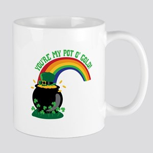 YOURE MY POT O GOLD! Mugs