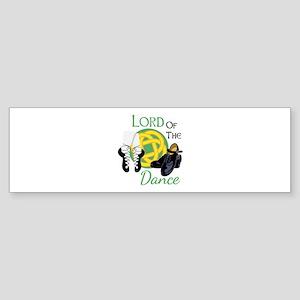 LORD OF THE Dance Bumper Sticker