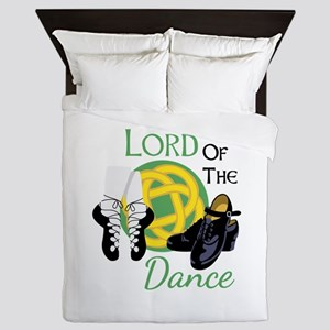 LORD OF THE Dance Queen Duvet