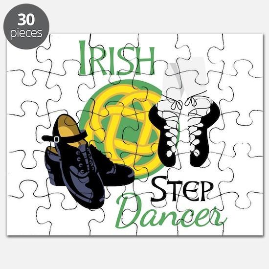 IRISH STEP Dancer Puzzle