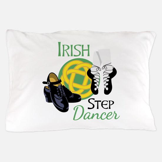 IRISH STEP Dancer Pillow Case