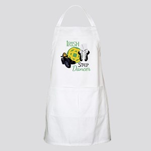 IRISH STEP Dancer Apron