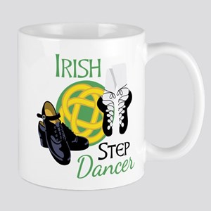 IRISH STEP Dancer Mugs
