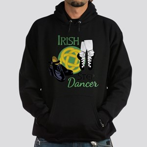 IRISH STEP Dancer Hoodie