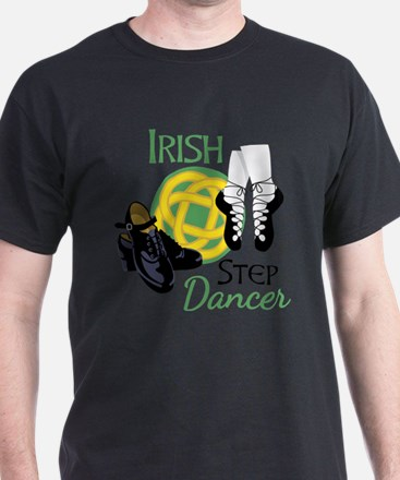 IRISH STEP Dancer T-Shirt