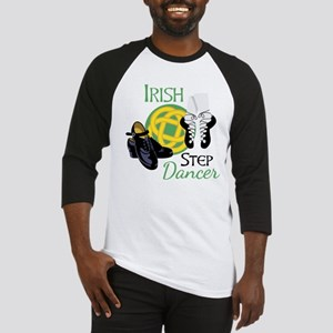IRISH STEP Dancer Baseball Jersey