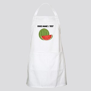 Custom Watermelon Apron