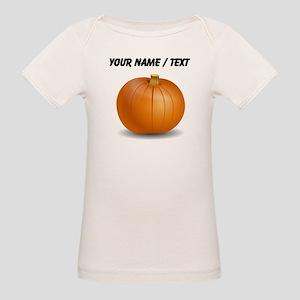 Custom Orange Pumpkin T-Shirt