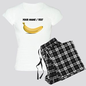 Custom Yellow Banana pajamas
