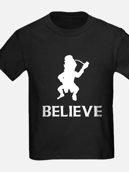 Believe Leprechaun T-Shirt