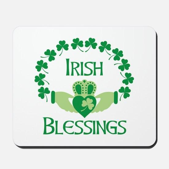 IRISH BLESSINGS Mousepad