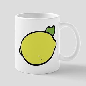Lemon Drawing Mugs