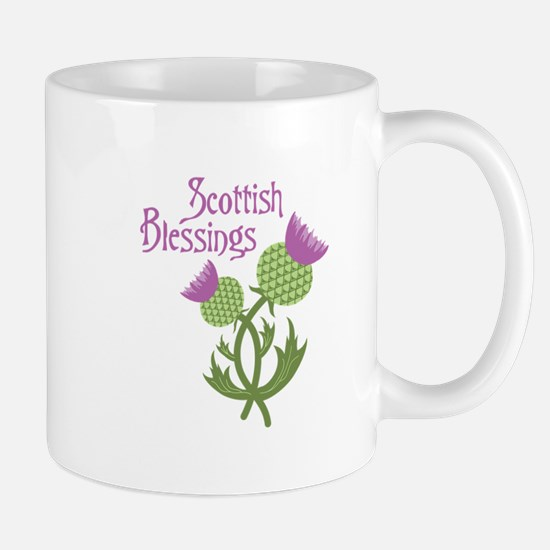 Scottish Blessings Mugs