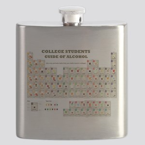 College Students Guide of Alcohol Flask