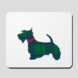 Scottish Terrier Dog Mousepad