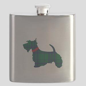 Scottish Terrier Dog Flask