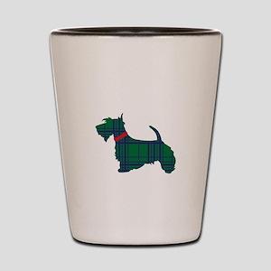 Scottish Terrier Dog Shot Glass