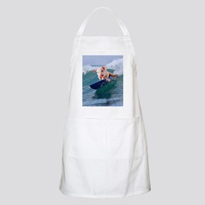 Surfing hot pig Apron