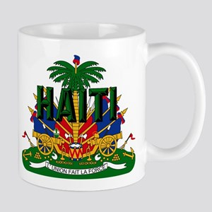 Haitian Coat of Arms Mug