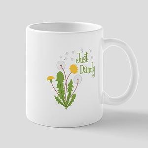 Just Dandy Mugs