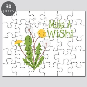 Make A Wish! Puzzle