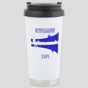 Honduras World Cup 2014 Stainless Steel Travel Mug