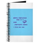 personalised gifts Journal