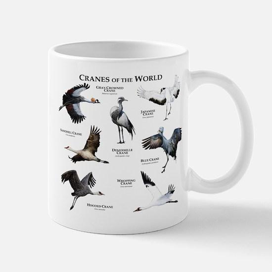 Cranes of the World Mug
