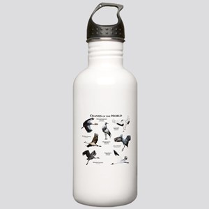 Cranes of the World Stainless Water Bottle 1.0L