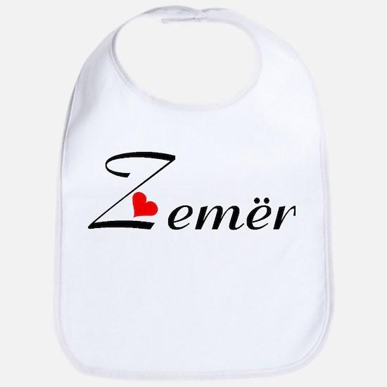 zemer.bmp Baby Bib
