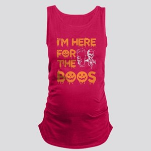 Im Here For The Boos Halloween Tank Top