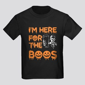 Im Here For The Boos Halloween T-Shirt