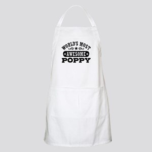 World's Most Awesome Poppy Apron