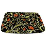 Flower Pattern Bathmat