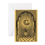 The G Greeting Cards (Pk of 10)