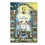 From Darkness To Light Postcards (Package of 8)