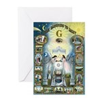 From Darkness To Light Greeting Cards (Pk of 10)