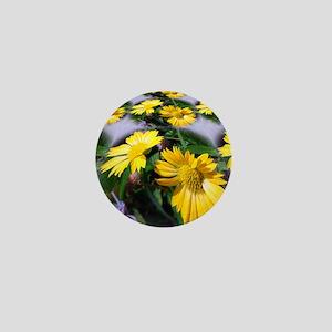 Stunning Petals Mini Button