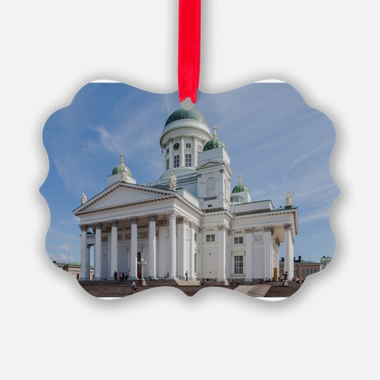 Helsinki Lutheran Cathedral, Finl Ornament