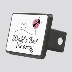 World's Best Mommy Rectangular Hitch Cover