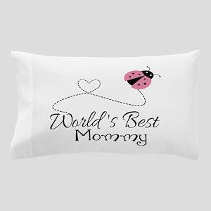 World's Best Mommy Pillow Case