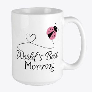 World's Best Mommy Large Mug
