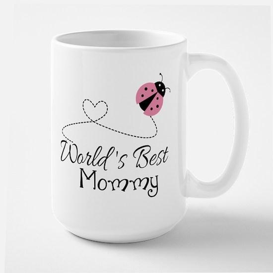 World's Best Mommy Large Mug